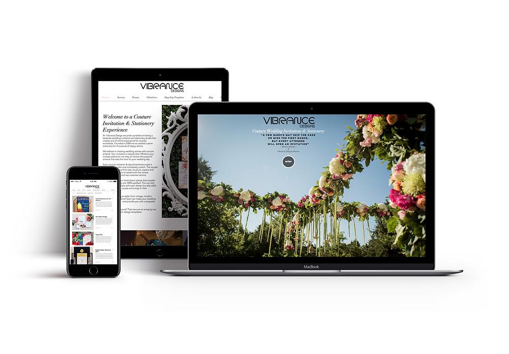 Visit Vibrance Designs