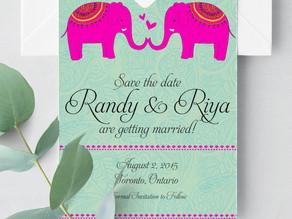 Pink Elephants: Randy & Riya