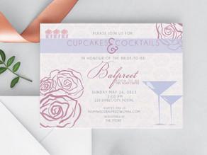 Cupcakes & Cocktails: Balpreet's Bridal Shower