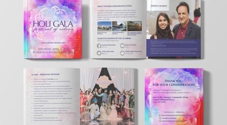The William Osler Foundation 2020 Holi Gala
