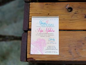 Mimosas & Samosas: Bridal Shower
