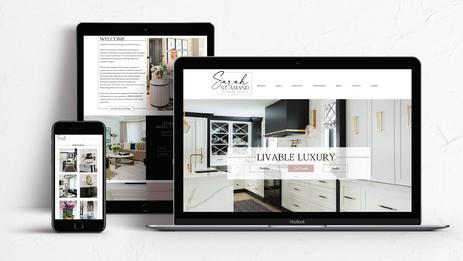 Sarah St. Amand Interior Design