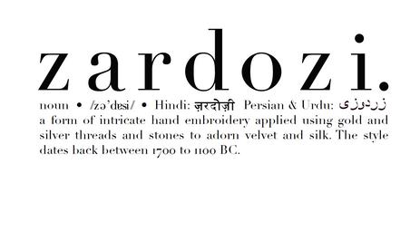 Zardozi Magazine