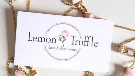 Lemon Truffle Decor & Floral Design
