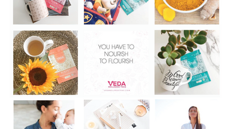 Veda Wellness Teas