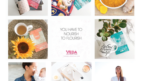 Veda Wellness Teas