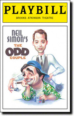 Odd-Couple-Playbill-10-05