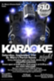 Copy of Karaoke - Made with PosterMyWall