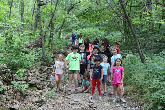 Hawksbill Summit Trail