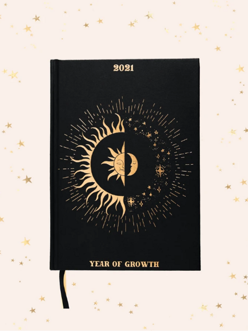 2021 Year of Growth Book