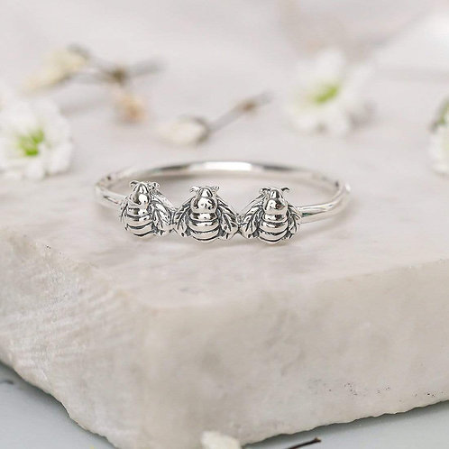 Three Beemigos Ring