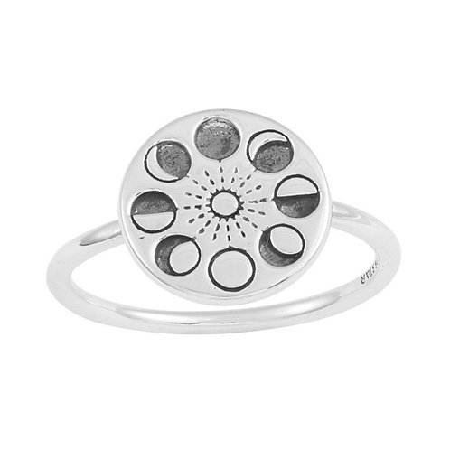 Moon Calendar Ring