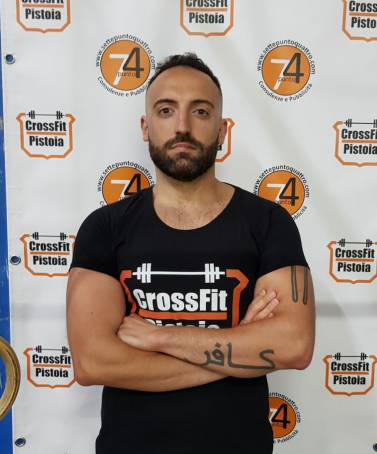 StrongMan 4 CrossFit