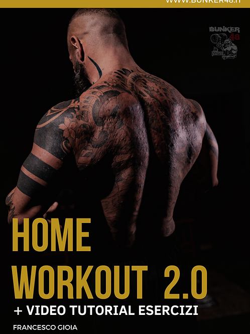 Home workout 2.0