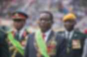 Mnangagwa photo with military DNK 22 Nov