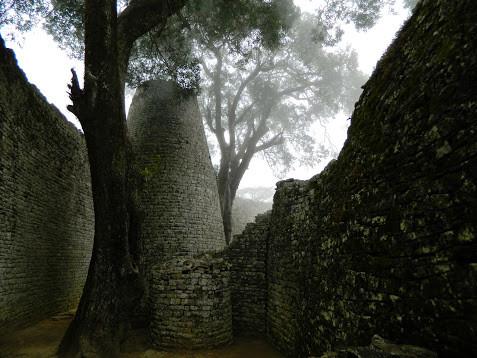 'Mist' - Great Zimbabwe