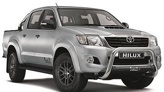 Aluminium canopy Toyota Hilux Revo