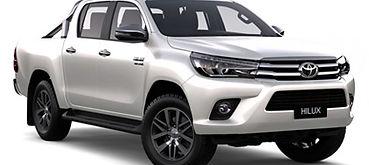 Aluminium Canopy New Toyota Hilux