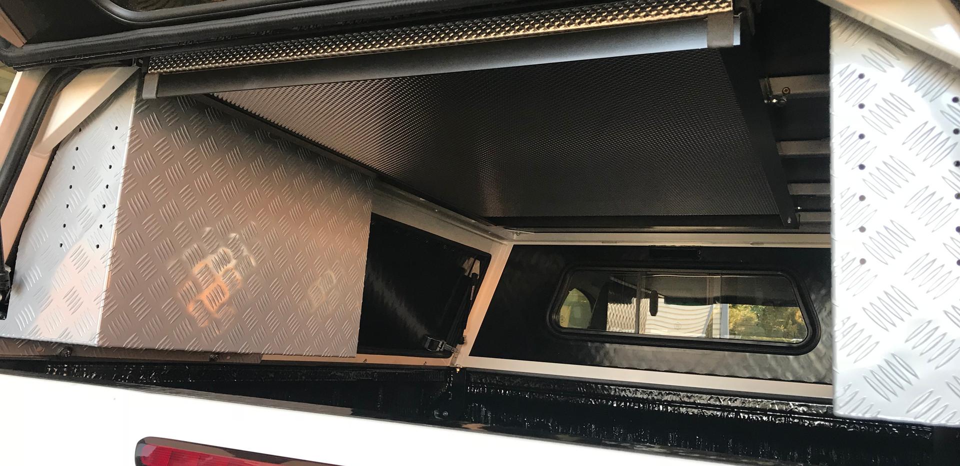 Kitchen Unit - GZ Aluminium Canopies