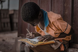 School child writing generic pic Sept 18