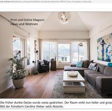 Haus und Wohnen Magazine