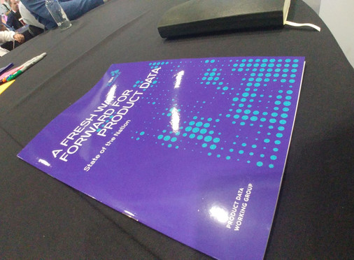 Download UK BIM Alliance Product Working Group Report - A Fresh Way Forward for Product Data