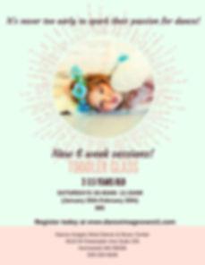 Copy of Toddler 6 week- All 2019-2020 se