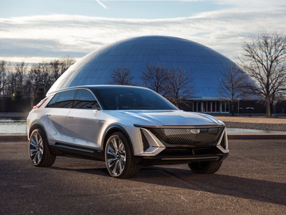 Cadillac's LYRIQal Future