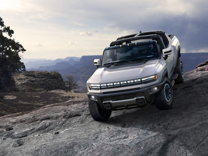 First Look: 2022 Hummer EV