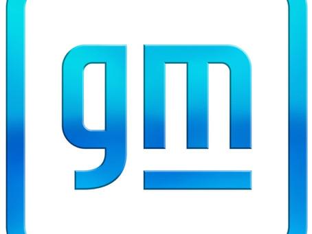 GM Unveils New Logo