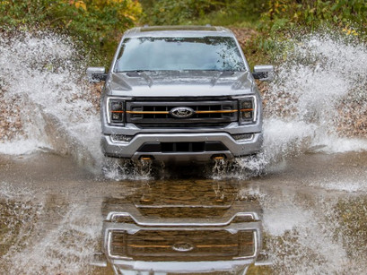 Tremors Impact the Full-Size Truck Segment