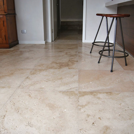 How to clean your stone tiles