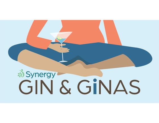 GIN & GiNAS April 23rd at 8pm