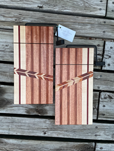 Colorful Cheese-Slicer Boards