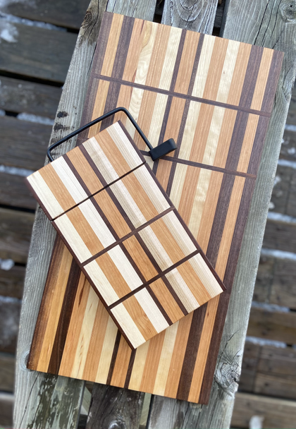 Bread + Cheese Cutting Boards