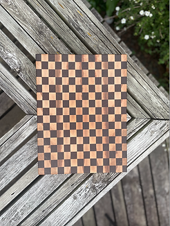 Butcher Block Cutting Board