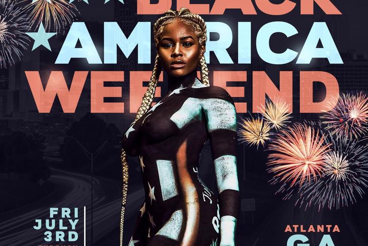 BLACK AMERICA WEEKEND