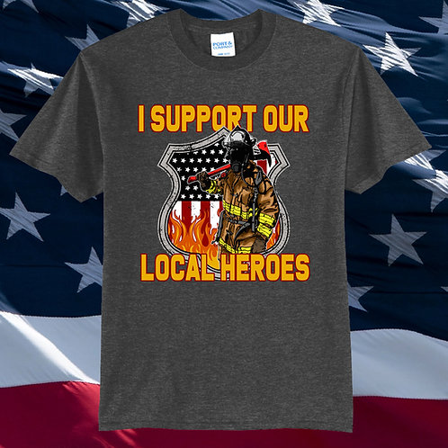 I Support Local Heroes