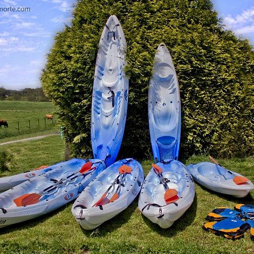 Kayak Ocean Duo (2ª mano)