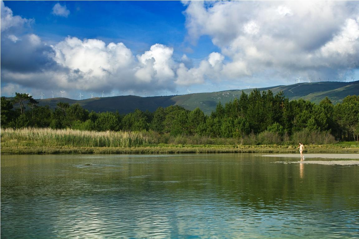 Boca do río, Carnota