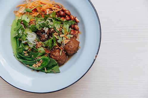 Vegan Dan Dan Noodle Pack (x2)