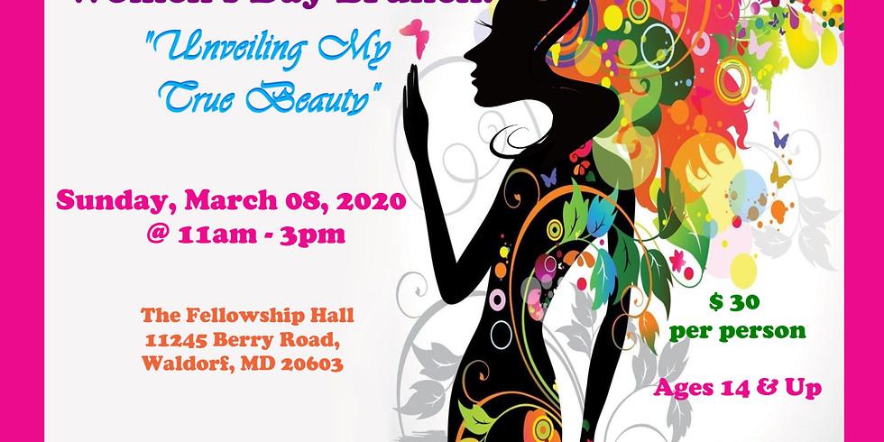 """International Women's Day Brunch: """"Unveiling My True Beauty"""""""