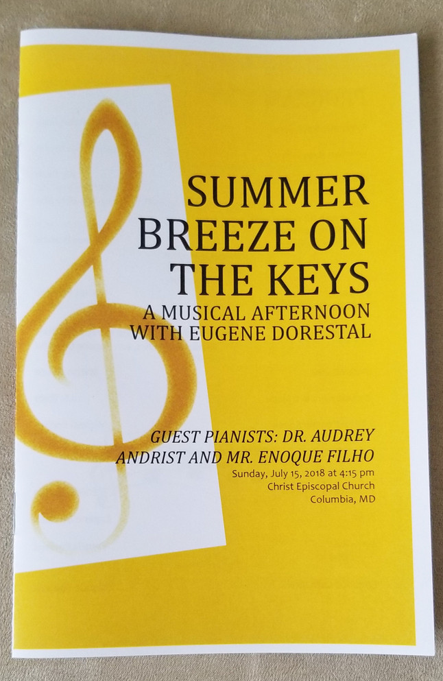 Summer Breeze on the Keys