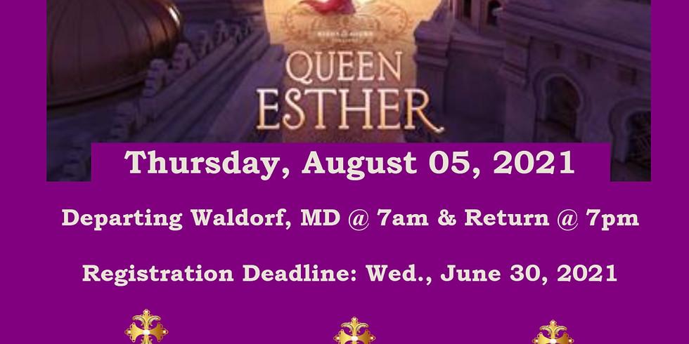 Queen Esther Bus Trip