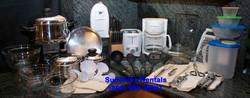 Sunshine Rentals Deluxe Kitchen