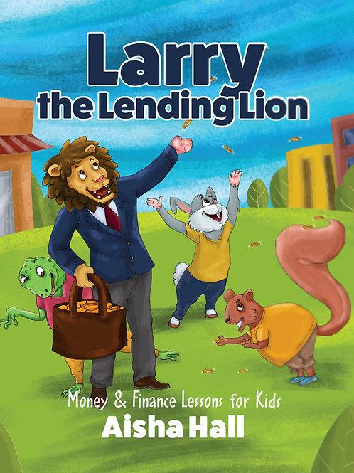 Larry the Lending Lion