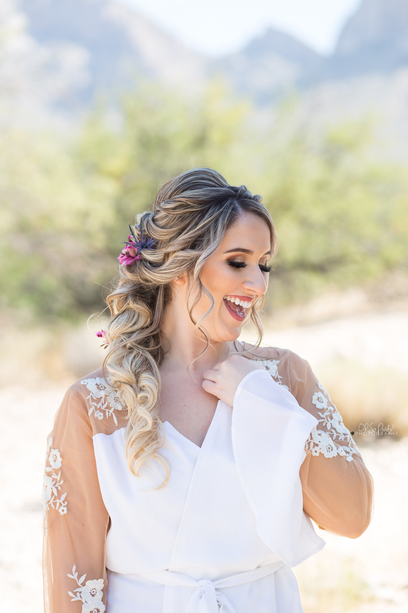 Luxury Bridal Lash Extensions