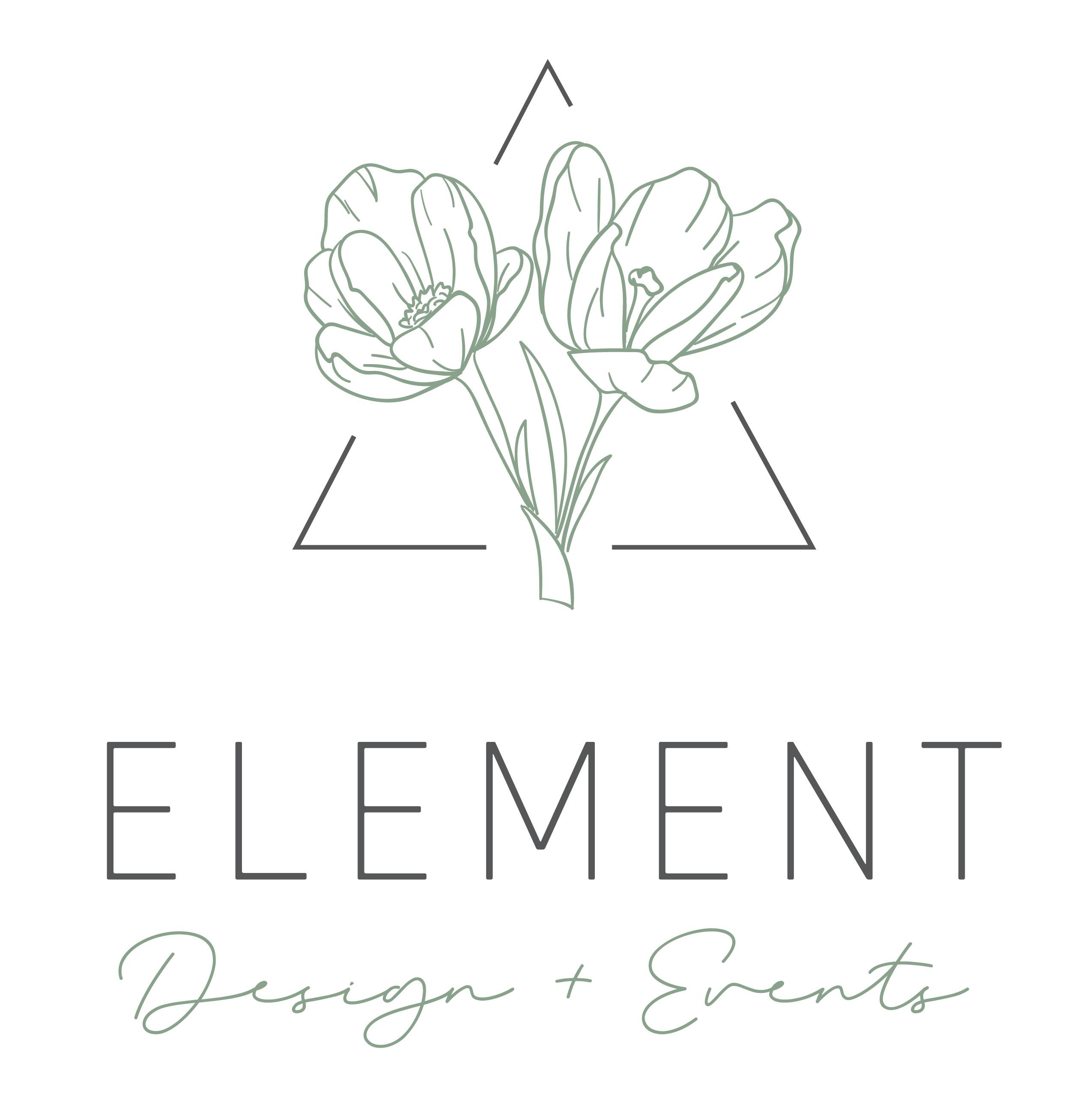 Element Design & Events Logo_color