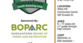 Morgantown Youth Running Club