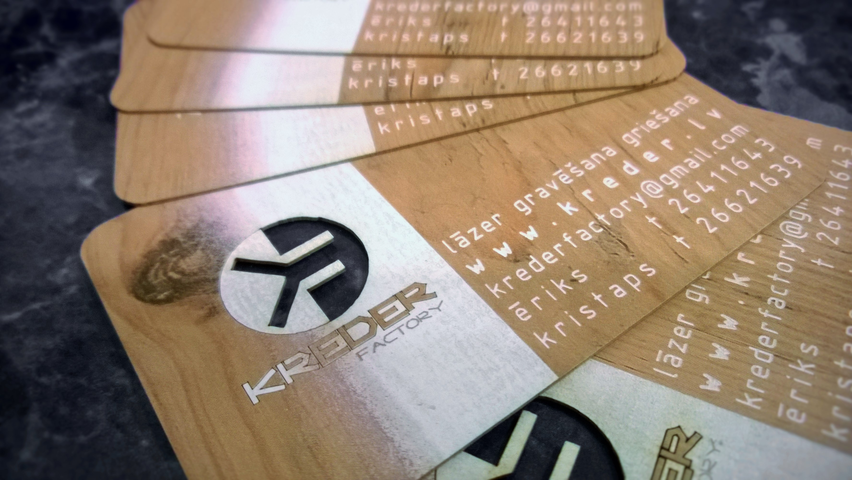 Vizītkartes